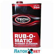Очистительный раствор Rub 0 Matic 946 мл № 704 Tech США, фото 4
