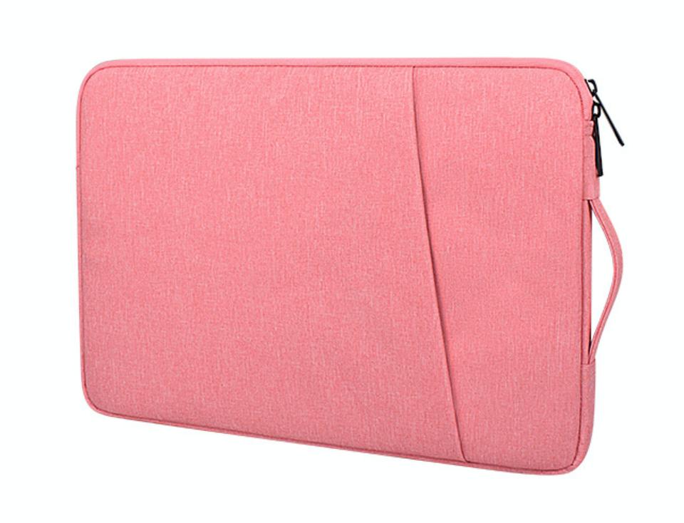 Чехол для Макбук Macbook Air/Pro 13,3'' 2008-2020 розовый
