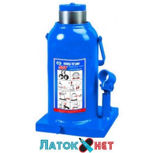 Домкрат бутылочный 50 Тонн 9TY112-50A-B King Tony