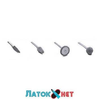 Набор абразивных шарошек 4 шт зернистость 170 ед RH 635 Tech