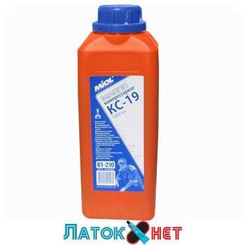 Масло компрессорное КС-19 1000мл 81-210