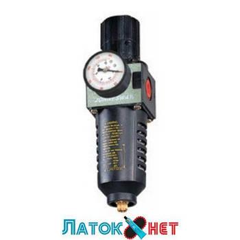 Фильтры с регулятором давления для пневмоинструм. 1/4 JAZ-6714 Jonnesway
