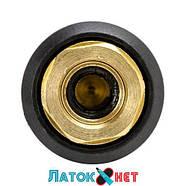 Быстроразъемное соединение на шланг 6мм латунь PT-1811 Intertool, фото 4