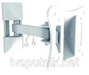 """Настенный Телевизионный Кронштейн ITECHmount LCD32B WHITE (13-27"""")"""