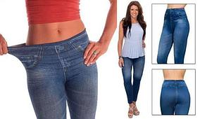 Корректирующие леггинсы Slim 'N Lift Caresse Jeans