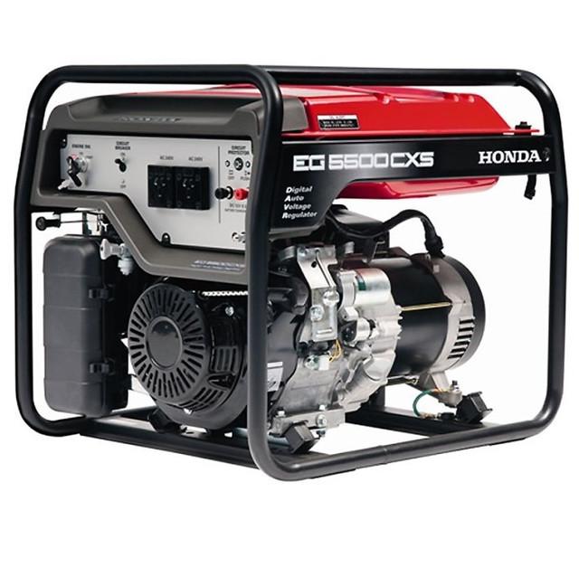 Бензиновые генераторы от 5 кВт