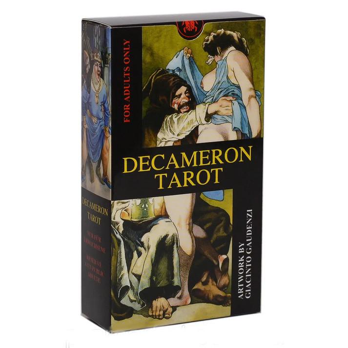 Таро Декамерон (Decameron Tarot)