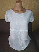 Красивая женская блуза размер L
