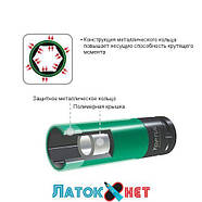 Головка ударная длинная 1/2 для шиномонтажа 19мм Pro-Series KABP1619 Toptul, фото 2