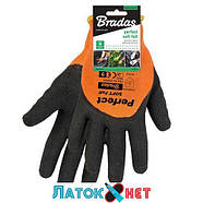 Перчатки защитные Perfect Soft Full латекс RWPSF11 Bradas, фото 2