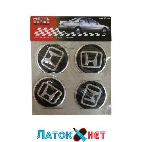 Эмблемы на колпаки Honda цена за 4 шт