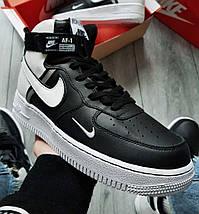 Мужские кроссовки Nike Air Force 1 Mid LV8, nike air force high, фото 3