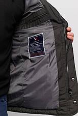 Куртка демисезонная Vavalon KD-197 (907) Khaki, фото 3