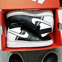 Мужские кроссовки Nike Air Force 1 Mid LV8, nike air force high, фото 2