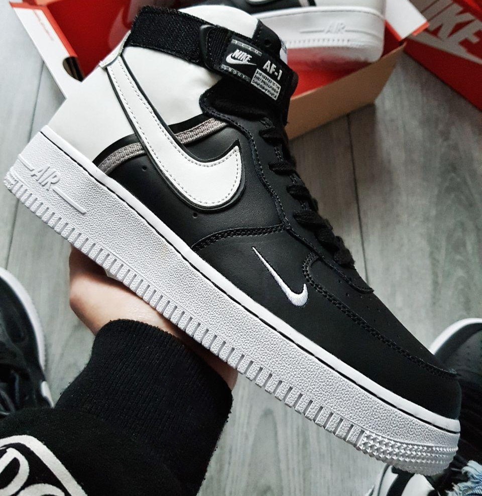 Мужские кроссовки Nike Air Force 1 Mid LV8, nike air force high