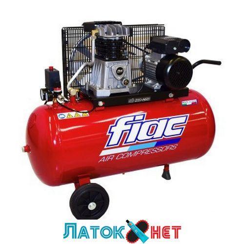 Компрессор поршневой AB 100-360 220V ресивер 100 л пр-сть 360 л/мин 1121480305 Fiac