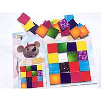 Гра на липучках Кубик-рубик, фото 1