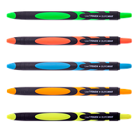 Ручка кулькова автоматична Live Touch, 0,7 мм, масляні чорнила