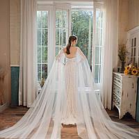 Свадебное платье рыбка. Весільна сукня рибка Свадебное платье рыбка ручная работа из кружева. Колекція 2020