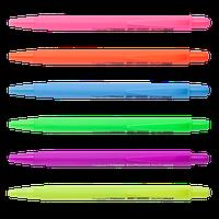 Ручка кулькова автоматична TropicalTouch, масляні чорнила 0,7 мм