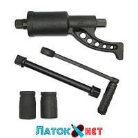 Ключ балонный роторный 1:78 7000 Нм для грузовых автомобилей XT-0005 Intertool