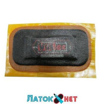 Пластырь радиальный Vultec RD-112, 60х110мм (желтый)