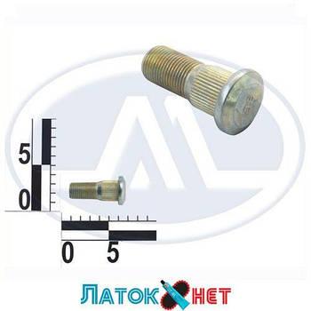 Шпилька колёсная Газ Газель передняя 18816 короткая - 42306
