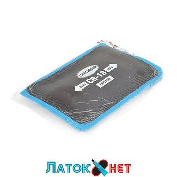 Пластырь радиальный Cr 18 75 х 110 мм 2 слоя корда Unicord