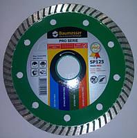 Алмазный диск для резки гранита Baumesser Stein PRO Turbo 125x2,2x8x22,23