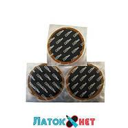 Латка камерная Vultec Евростиль круглая d 80 мм упаковка 20 штук 013V Large Round, фото 3