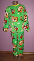 Пижама махровая подросток для мальчиков и девочек, фото 1
