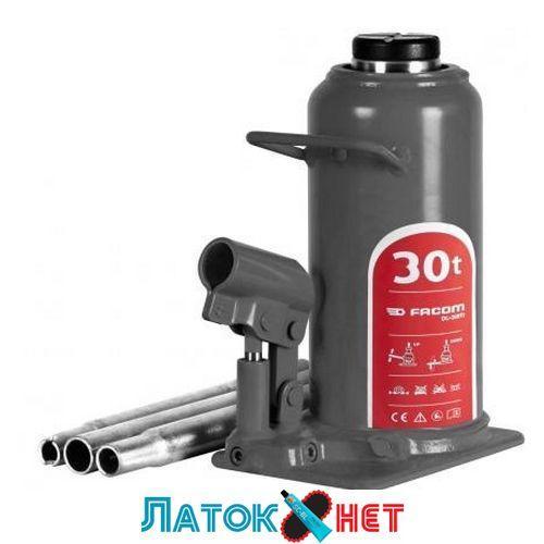 Домкрат гидравлический бутылочный 30 т DL.30BTI Facom