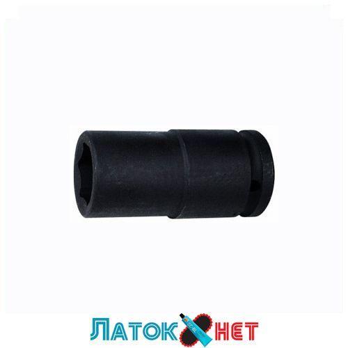 Головка торцевая 3/4 22 мм ударная длинная 6-гранная A5042 Ampro