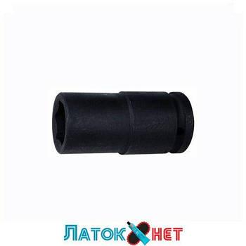 Головка торцевая 1/2 17 мм ударная длинная 6-гранная A4967 Ampro