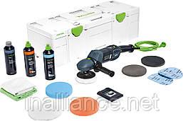 Ротационная полировальная машинка SHINEX RAP EC 150 FE-Set Wood Festool 575550