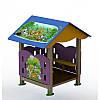 Домик игровой Коралл (с рисунком)
