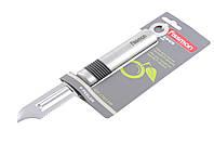 Нож для чистки овощей P-форма REBUS (нерж. сталь)