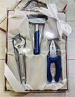 Шоколадный набор инструментов. Подарунки на День Захисника. Прикольные подарки мужчинам