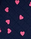 Набор для девочки Carter's жилетка + боди + штанишки , костюм картерс 9 мес/67-72 см, фото 3