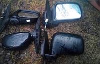 Б/у зеркало боковое правое для Honda CR-V хонда црв левое заднего вида зеркала