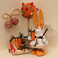 Интерьерная игрушка «Фрау Морковкина», фото 1