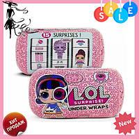 Кукла Лол Капсула Шпион Декодер | 4 серия L.O.L. Surprise Eye Spy | Секретные месседжи! Топ продаж