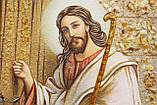 Иисус стучит в дверь из янтаря 50/40, фото 2