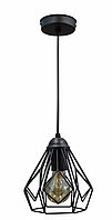 Светильник подвесной в стиле лофт черный, белый NL 538 MSK Electric
