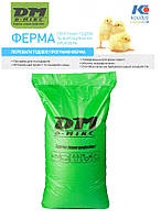 Гровер для бройрера 100%  (25кг)   KOUDIJS Каудайс (™ D-МІКС) Україна-Голландія