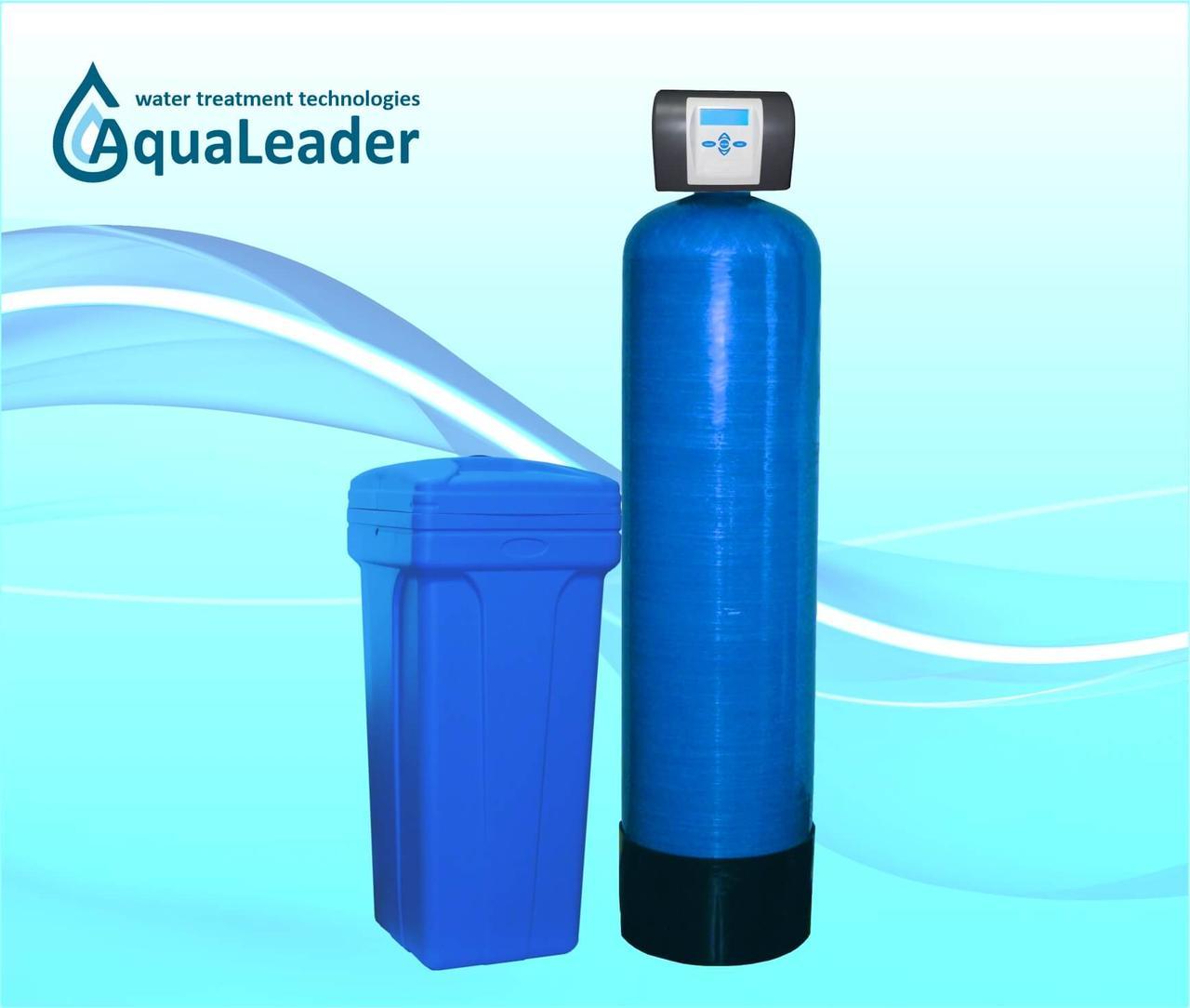 Фильтр для удаления солей жесткости из воды - умягчитель FS75 Premium, Clack Corporation, USA