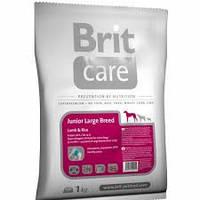Brit Care Junior Large Breed Lamb & Rice(ягненок и рис)1 кг