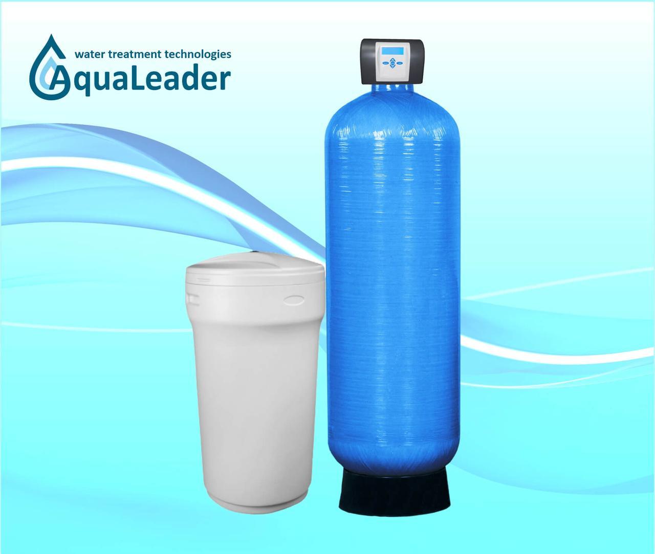 Фільтр для видалення солей жорсткості з води FS125 Premium, Clack Corporation, USA