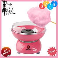Аппарат для приготовления сладкой ваты Cotton Candy Maker GCM 520! Топ продаж