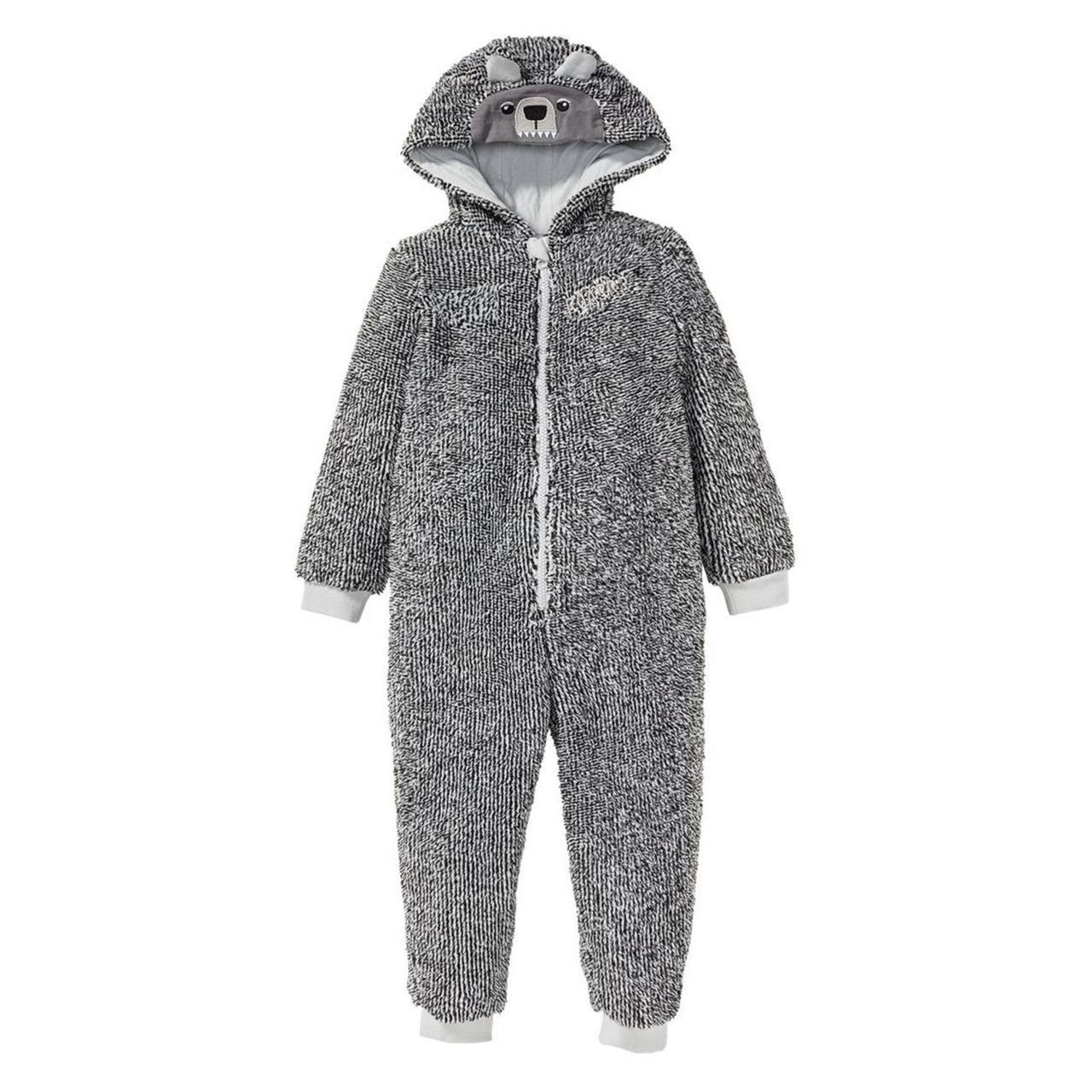 Пижама кигуруми Lupilu на мальчика 4-6 лет